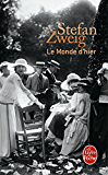 Le Monde d'hier (French Edition)