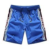 BURFLY einfache atmungsaktive Shorts für Männer, hochwertige Strandhosen für Männer, dünne Surf-Shorts