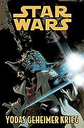 Star Wars Comics: Yodas geheimer Krieg
