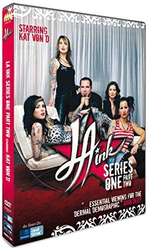 LA Ink: Series One - Part Two [DVD]