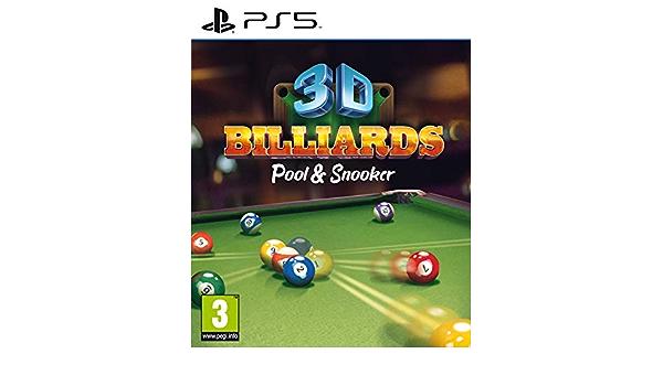 PS5 3D Billiards Pool & Snooker PC & Video Games Games xoombazar.com