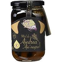 Jalea de Luz, Salsa para untar (Miel Ajedrea, Ajo Negro) - 500 gr.