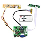 Scheda di controllo LCD di ingresso audio HDMI VGA 2AV per 15.4' B154PW01 17' LTN170X2 LTN170WX 1440x900 30Pins LCD Screen