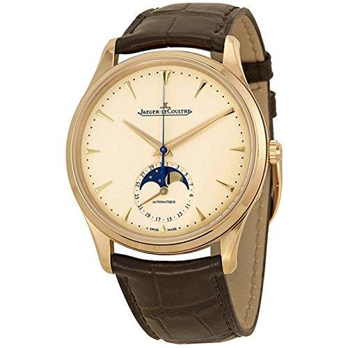 jaeger-lecoultre-master-homme-39mm-bracelet-cuir-marron-saphire-automatique-cadran-blanc-montre-q136
