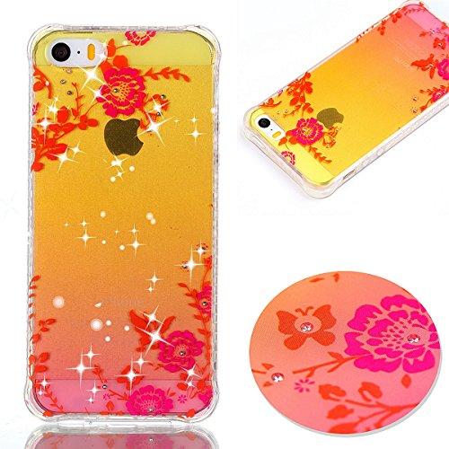 Se, iPhone 55S Case, iPhone se 55s teléfono móvil