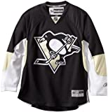 NHL Eishockey Trikot Jersey Premier PITTSBURGH PENGUINS blank black in S (SMALL)