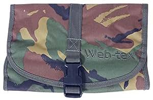Trousse de Toilette Pliable Militaire - Voyage / Camping /Hiking / Randonnée - Camouflage