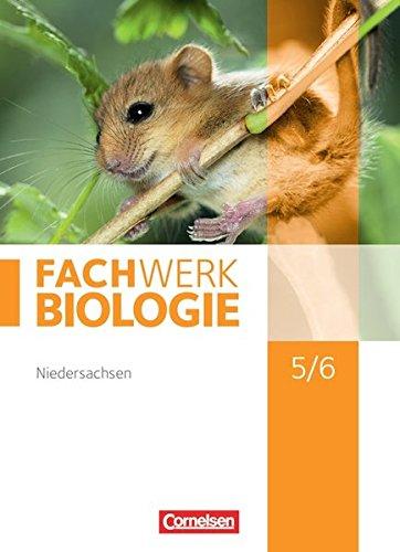 Fachwerk Biologie - Niedersachsen: 5./6. Schuljahr - Schülerbuch