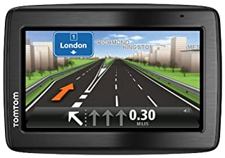 """TomTom Via 130 4.3"""" Sat Nav with Full Europe Maps (45 Countries) (B007QTI0QE) 