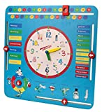 Beluga Spielwaren 61008 Tabaluga Lernuhr groß