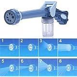 Param Ez Jet Gun 8 Water Cannon Wireless Adjustable Nozzle Ultra High Pressure Washer Blue