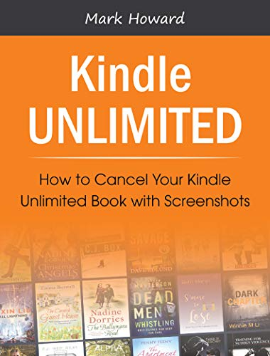 Kindle Unlimited: How to Cancel Your Kindle Unlimited Book with ...