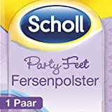 Scholl Party Feet, Fersenpolster mit Gel Activ Technologie, 1 Paar