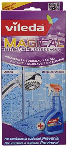 Vileda - Magical Sistema Idrorepellente - 2 panni