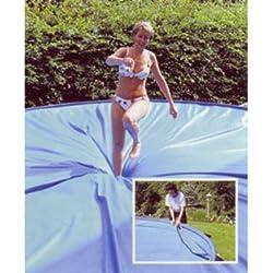 Safetop Schwimmbadabdeckung Rundbecken m. Style-handlauf P3 … (4,50m)