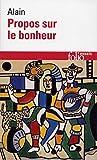 Propos sur le bonheur (Folio Essais t. 21) - Format Kindle - 9782072376238 - 3,99 €