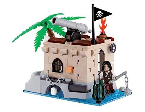 COBI- Pirates-Watchtower (140 Pcs) Juguete, Multicolor (6022)