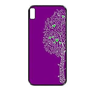 Vibhar printed case back cover for HTC Desire 816 LoveTree