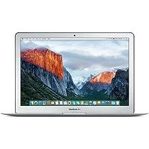 "Apple MacBook Air - Portátil de 13"" (Intel i5-5250U, 8 GB RAM, 128 GB, ), color gris - teclado QWERTY español"