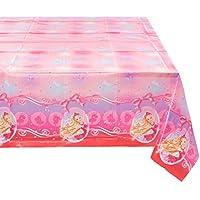 Riethmüller Tischdecke Barbie Pink Shoes 180x120 cm