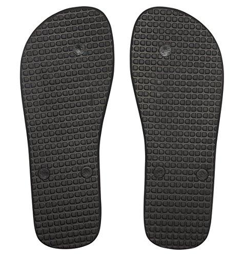DC Shoes Herren Spray Zehentrenner Noir