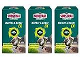 Evergreen Garden Care Deutschland GmbH SUBSTRAL CELAFLOR® Marder & Nager Ex 900 g - Anwendungsfertiges Granulat zur Vertreibung von Mardern und Anderen Nagetieren (z. B. Wühlmäusen)
