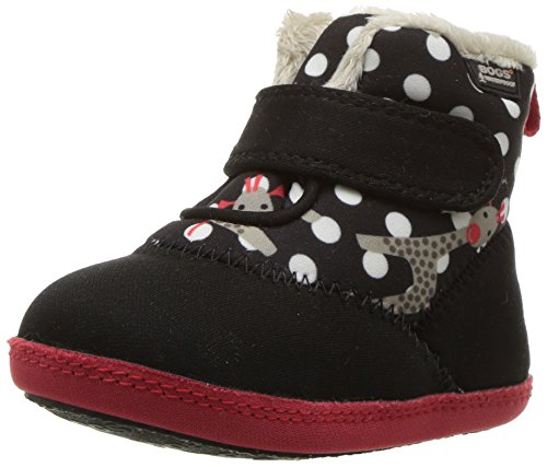 BOGS Unisex-Child Boys Girls Elliot Waterproof Boys and Girls