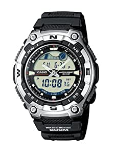 Casio Men's Resin Combi Watch