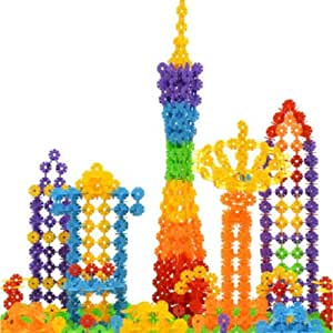 HeroNeo® 118pcs Children Kids Toys Gift Building Construction Plastics Puzzle Toy New