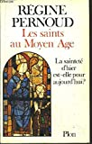 [Les ]Saints au Moyen age