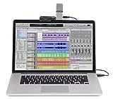 SAMSON Sagomic Go Mic Clip On USB Microphone - White
