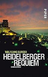 Heidelberger Requiem: Kriminalroman (Alexander-Gerlach-Reihe 1)