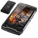 CUBOT Kingkong - IP68 étanche Smartphone Antichoc, 4400mAh Batterie, Android 7.0 5.0...