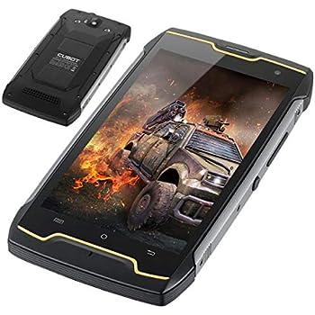 CUBOT King Kong Móvil Libre IP68 Impermeable 3G Smartphone