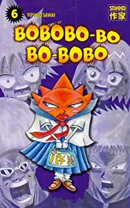 Bobobo-Bo Bo-Bobo Edition simple Tome 6