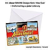 Adventskalender DDR mit Ost Spezialitäten - 2