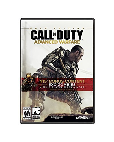 Call of Duty: Advanced Warfare (Gold Edition) - PC by Activision