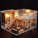 Kunsthandwerk Ornamente ZLR Musikbox Holz Kreatives Geburtstagsgeschenk Tanabata Valentinstag, um Seine Freundin Spieluhr zu schicken (größe : B)