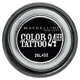 Maybelline Color Tattoo - Negro Sombra de Ojos - 60 Timeless negro