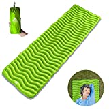 Best Backpacking Sleeping Pads - Unigear Ultralight Inflatable Sleeping Pad, Compact Air Camping Review