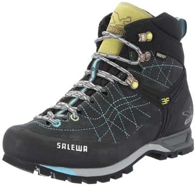 SALEWA WS MTN TRAINER MID GTX 00-0000063116, Chaussures de randonnée femme - Gris (TR-B2-Gris-454), 36 EU