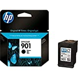 HP Cartucho de tinta negra Officejet HP 901 901 Officejet Ink Cartridges, de 15 a 32 °C, 116 x 36 x 115 mm, 0.05 kg (0.11 libras), 0.03 kg (0.0661 libras), 116 x 36 x 115 mm