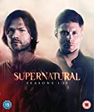 Supernatural: Seasons 1-10 (5 Dvd) [Edizione: Regno Unito] [Reino Unido]