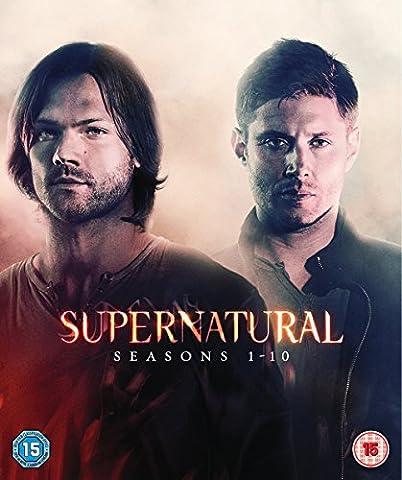 Supernatural: Seasons 1-10 (5 Dvd) [Edizione: Regno Unito] [Import