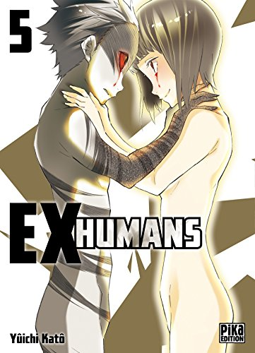 Ex-humans, Tome 5 :