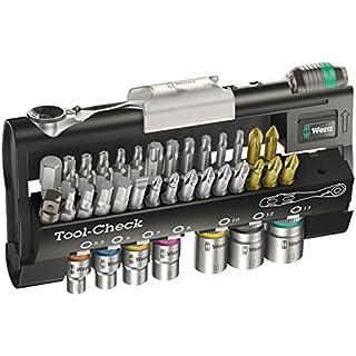Wera Tool-Check 1 SB, 38-teilig, 05073220001