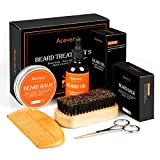 Best Beard Treatments - Beard Grooming & Trimming Kit, Acevery Beard Care Review
