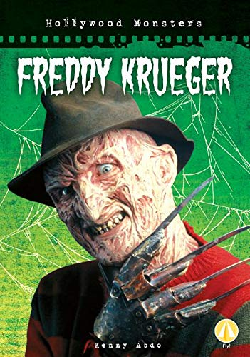 Freddy Krueger (Hollywood Monsters)