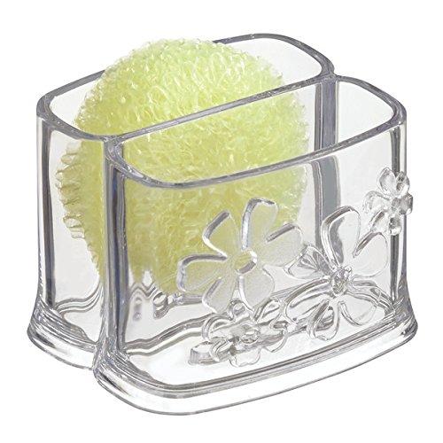 Mdesign portaspugna a 2 scomparti organizer bagno ideale per le spugne ottimo anche come - Organizer bagno ...