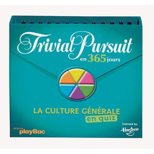 Trivial Pursuit - 365 jours pour tester sa culture générale